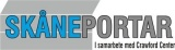 Skåneportar AB logotyp