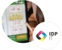 IDP IT Sverige AB logotyp