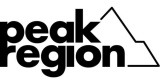 Peak Region AB logotyp