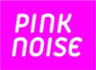 Pink Noise logotyp
