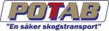 Per-Oves Timmertransporter AB logotyp