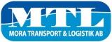 Mora Transport & Logistik AB logotyp