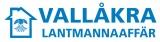 VALLÅKRA LANTMANNAFFÄR logotyp