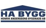 Henrik Andersson Byggnads AB logotyp