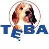 TEBA Hund& Katt logotyp