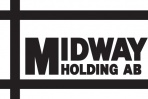 Midway Holding AB logotyp