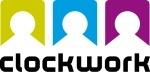 Clockwork i Umeå logotyp