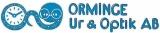 Orminge Ur & Optik AB logotyp