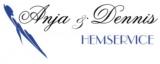 Anja och Dennis hemservice logotyp
