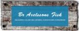 Bröderna Axelssons fisk logotyp