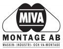 Miva Montage AB logotyp
