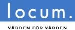 Locum logotyp