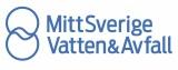 MittSverige Vatten & Avfall logotyp
