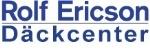 Rolf Ericson Lastvagnar och Buss logotyp