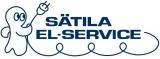 Sätila El-Service AB logotyp