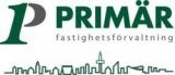 PRIMÄR fastighetsförvaltning logotyp