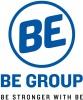BE Group logotyp