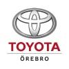 Toyota Örebro logotyp