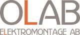 OLAB Elektromontage AB logotyp