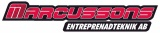 Marcussons Entreprenadteknik AB logotyp