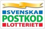 Postkodlotteriet logotyp