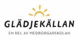 Glädjekällan logotyp