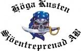 Höga Kusten Sjöentreprenad AB logotyp