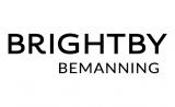 Brightby Bemanning logotyp