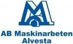 AB Maskinarbeten logotyp
