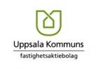 Uppsala kommuns fastighetsaktiebolag logotyp