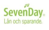 Sevenday Finans AB logotyp