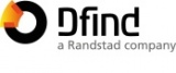 Dfind IT logotyp