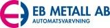 EB Metall AB logotyp
