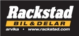 Rackstad Bil & Delar AB logotyp