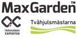 Max Garden logotyp