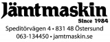 Jämt-Maskin AB logotyp