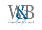 Wennberg & Blennå logotyp