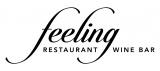 Feeling Restaurant & Wine Bar logotyp