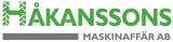 Håkanssons Maskinaffär AB logotyp