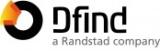 Dfind it ab/intern logotyp
