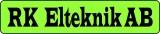 RK Elteknik AB logotyp