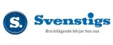 Svenstigs Bil - Halmstad logotyp