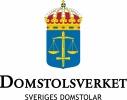 Domstolsverket logotyp
