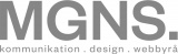 MGNS logotyp
