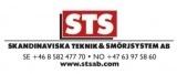 STS AB - Skandinaviska Teknik- & Smörjsystem logotyp
