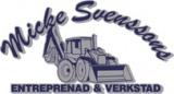 Micke Svenssons Verkstad och Entreprenad logotyp