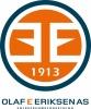Olaf E. Eriksen AS Entreprenørforretning logotyp
