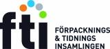 FTI, Förpacknings- & Tidningsinsamlingen logotyp
