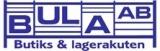 Bula Butiks & Lagerakuten AB logotyp