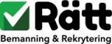 Rätt Bemanning & Rekrytering logotyp